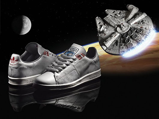 Star Wars Shoe Collection 2010