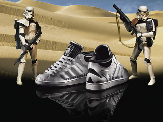 Adidas - Star Wars Shoe Collection 2010