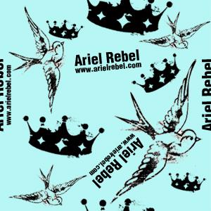 Ariel Rebel - Repetitive pattern