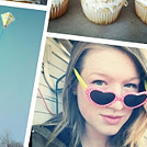 Kites and Cupcakes, it Must be Easter!