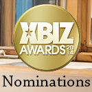 Nomination for the Xbiz Awards 2014 – Announced!