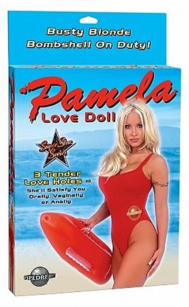 PamelaAndersonLoveDoll
